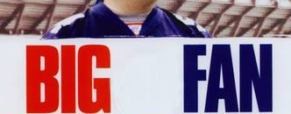 Big Fan…Movie Review